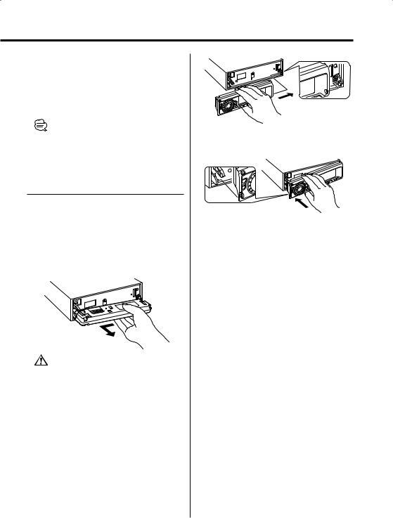 Kenwood KDC-3025, sirius ready KDC-325 User Manual
