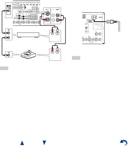 Onkyo TX-NR1010, Network A/V Receiver TX-NR1010 User Manual