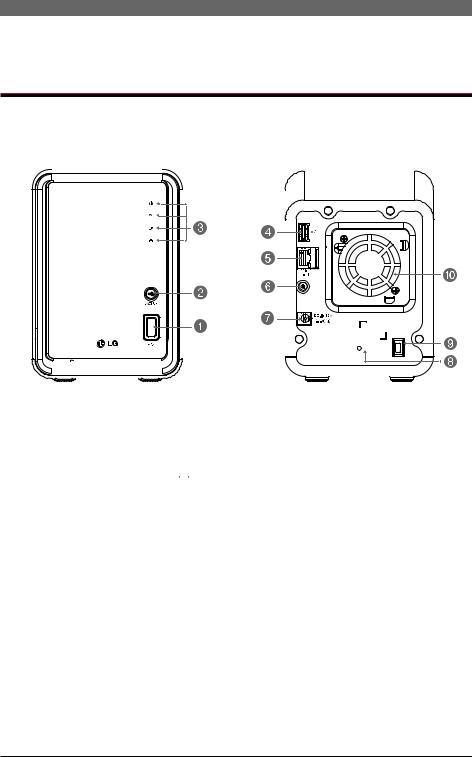 LG N1A1, N2A2, N1T1, N1T3, N2B5, N2R5, N1A1DD1 User Manual