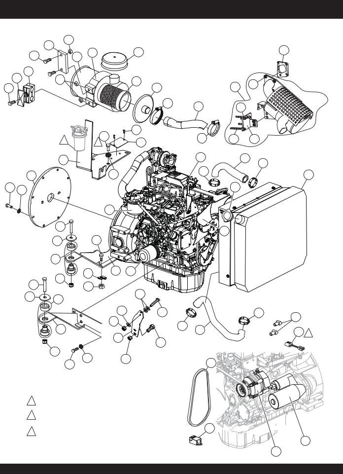 Multiquip HTX-44K5, HTX-44Y4, HTX-44K4, HTX-44Y5 User Manual