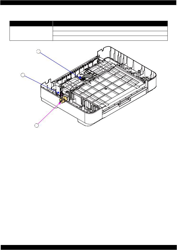 Epson WF-7520, WF-7510, WF-7010 Service Manual