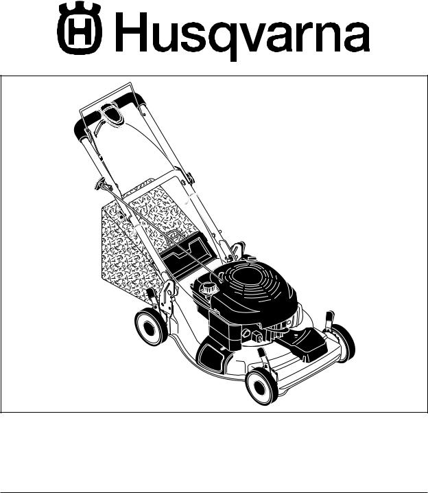 Husqvarna 6522SL User Manual