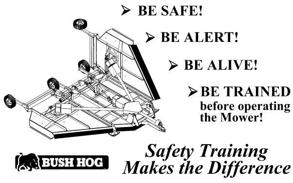 Bush Hog RMB 1865 User Manual