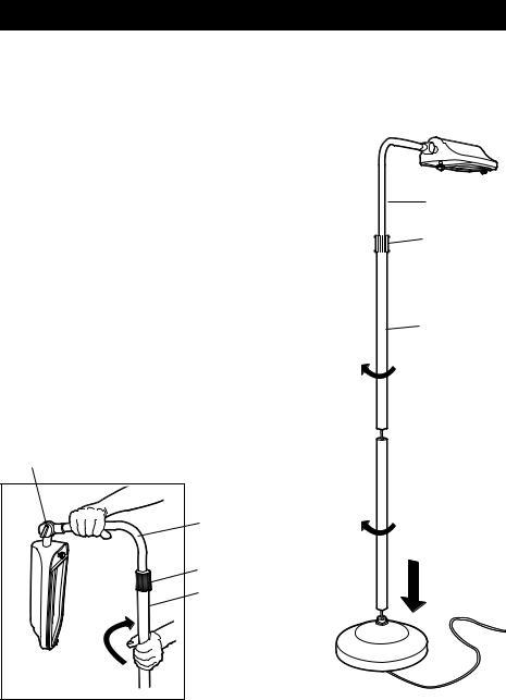 Verilux VF03 User Manual 2