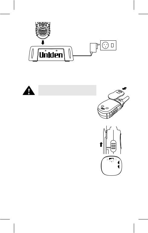 Uniden UH039P User Manual