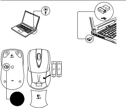 Logitech M525 User Manual