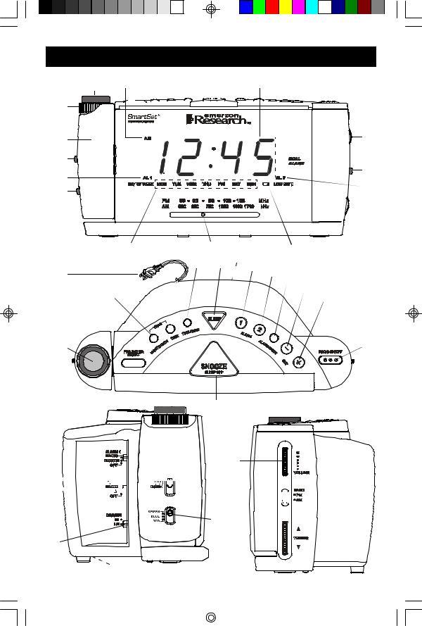 Emerson cks3528, CKS3528 User Manual