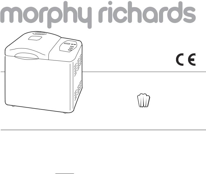 Morphy Richards 48220, 48230 User Manual