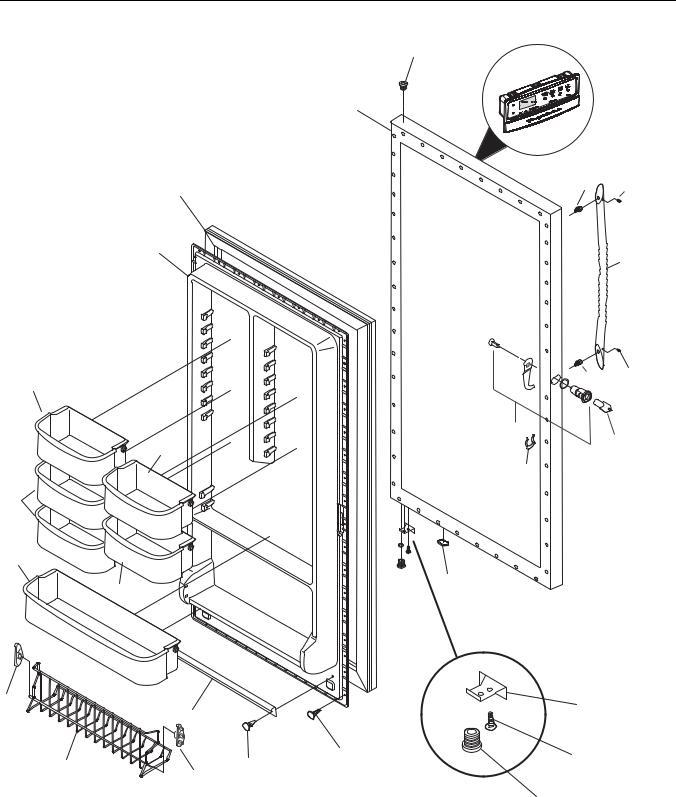 Frigidaire FKFH21F7HWB User Manual