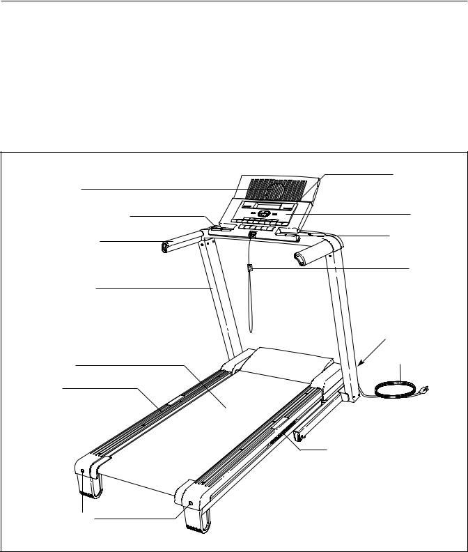 NordicTrack A2105 NTL06907.0 User Manual