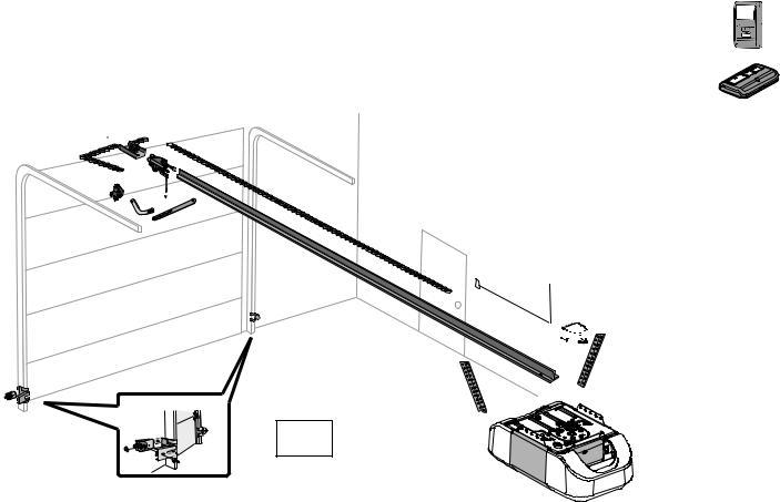 Liftmaster 8360 User Manual