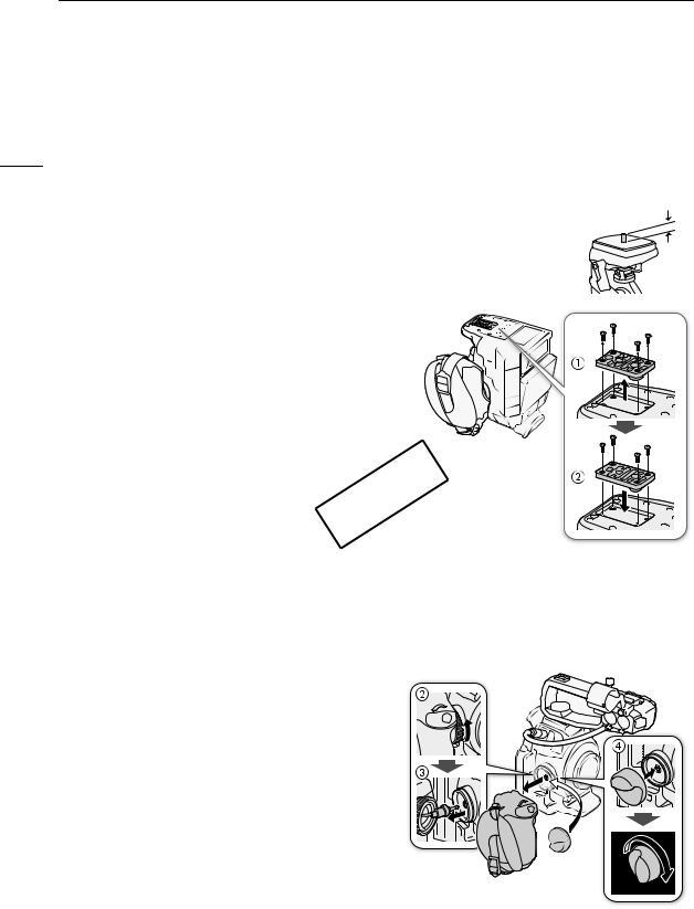 Canon C100, EOS C100 User Manual