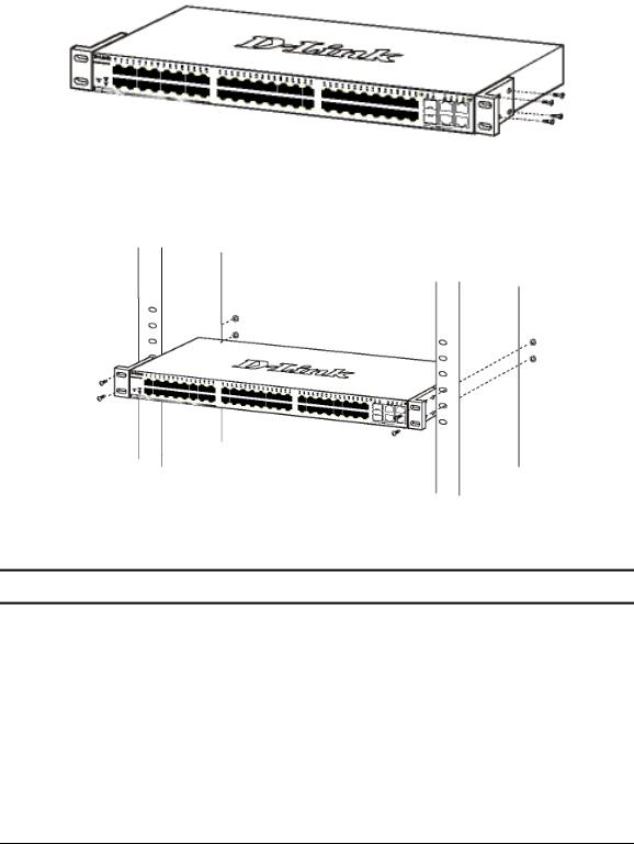 D-Link DES-1252 User Manual