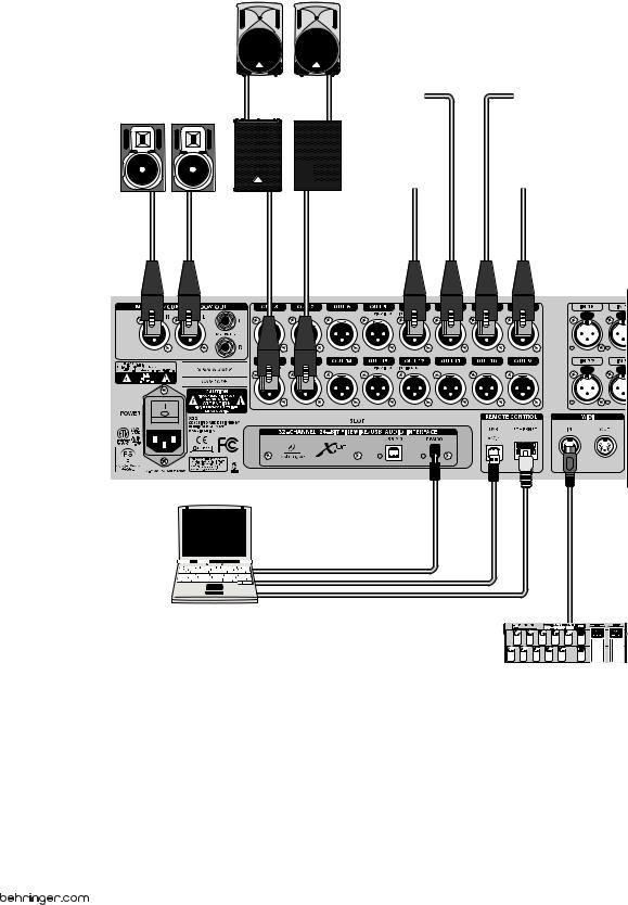 Behringer X32 User Manual