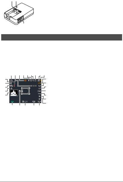 Casio EXILIM G EX-G1 User Manual