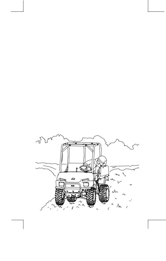 Bush Owners Manual