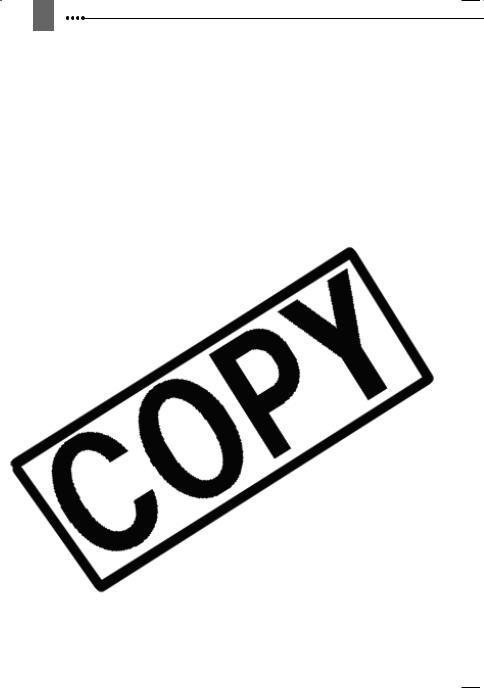 Canon DC 210 User Manual