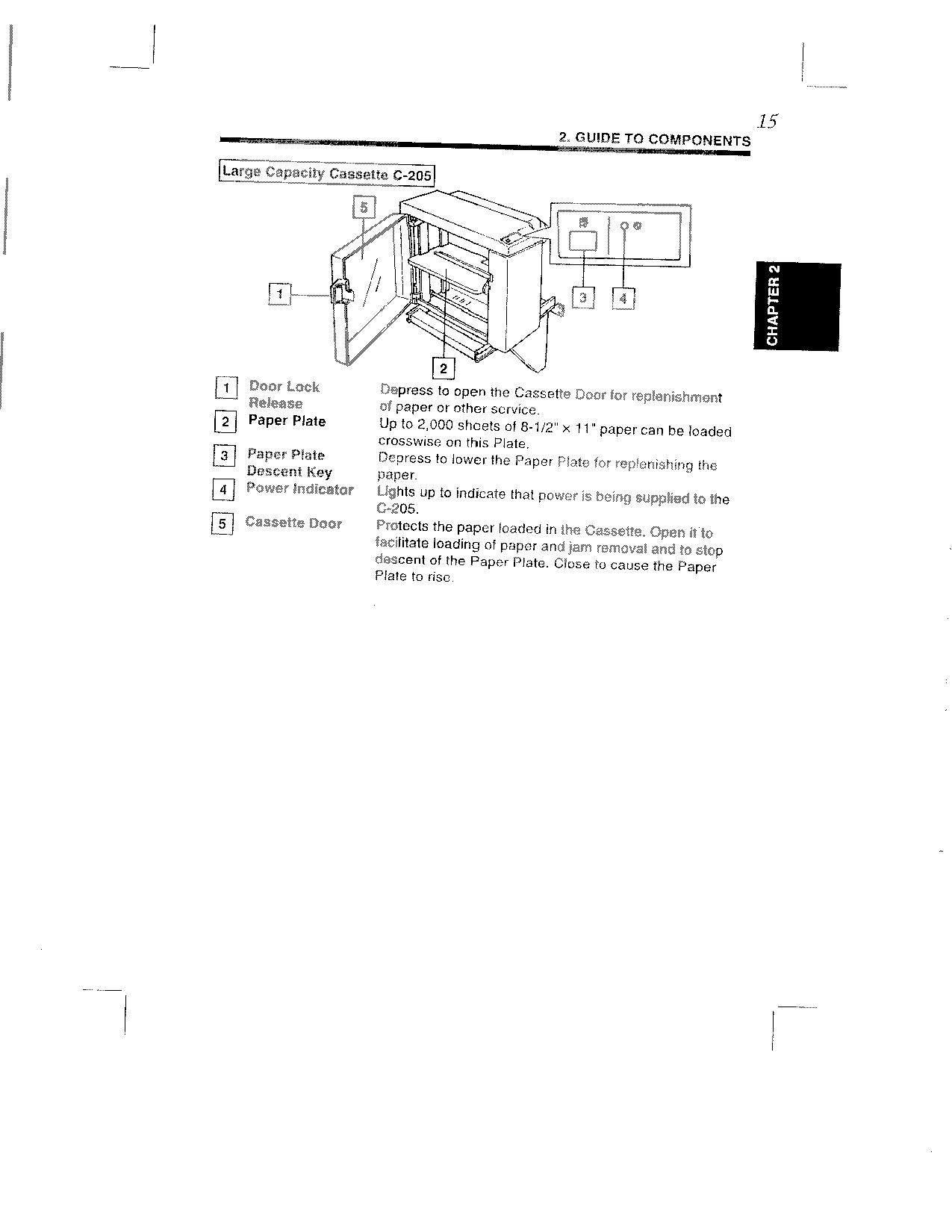 Konica Minolta EP8602 User Manual