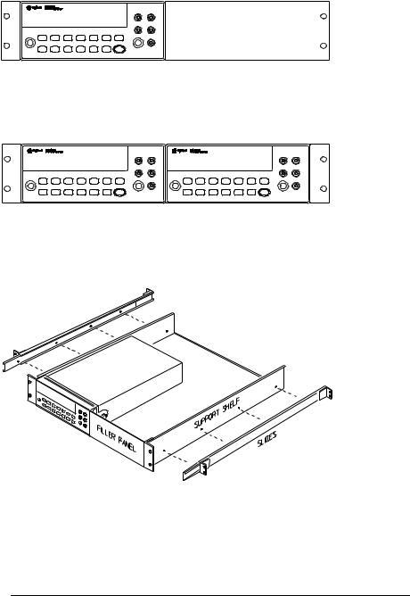 Agilent Technologies 34401A User Manual