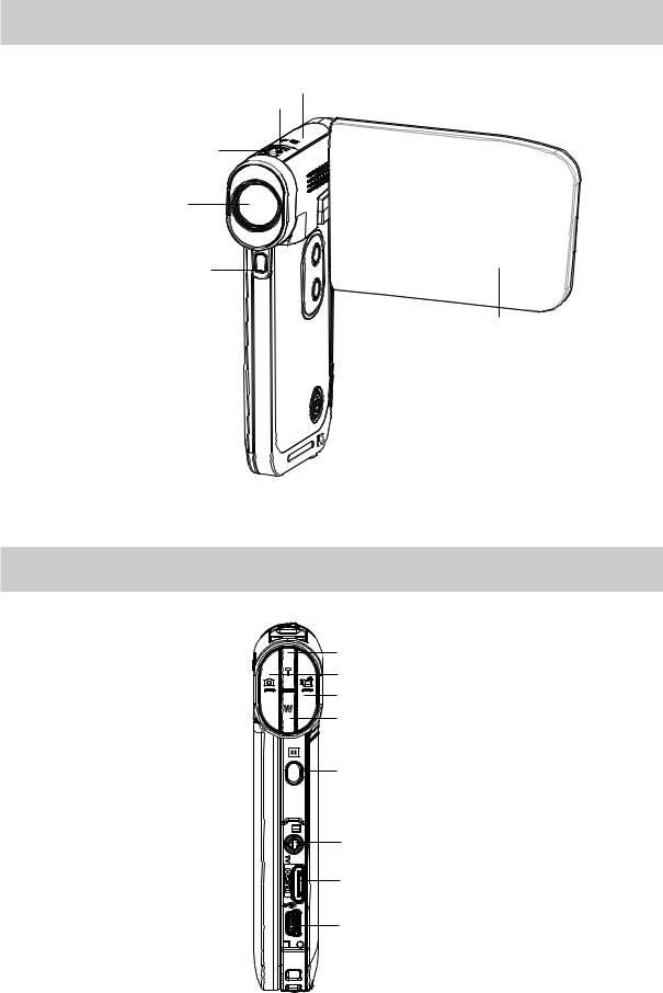 Toshiba CAMILEO P20 User Manual