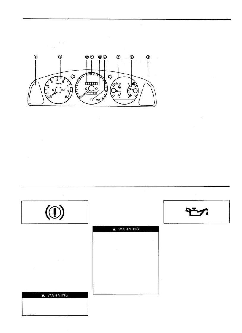 Suzuki Baleno 1999 User Manual