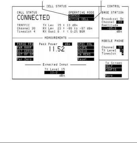 Agilent Technologies 8922M, S GSM User Manual