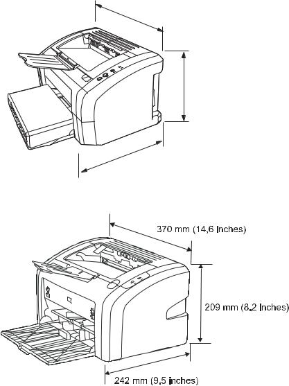 HP LaserJet 1010, 1012, 1015, 1020 Service Manual