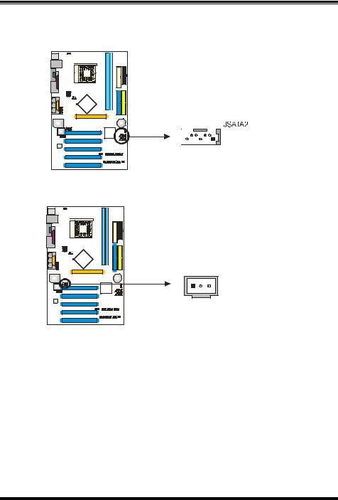 Biostar K8T800-A7A Owner's Manual