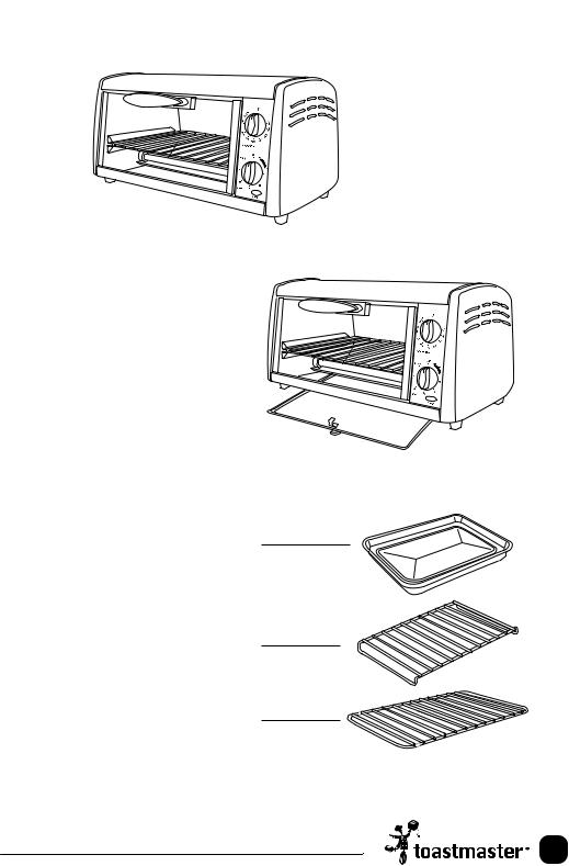 Toastmaster TOV320 User Manual