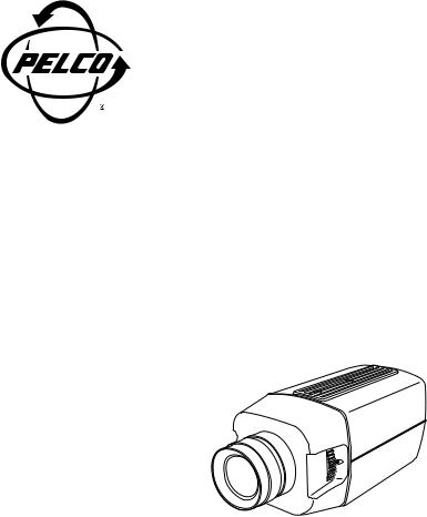 Pelco C2913M-F (08-05), MC3710 User Manual