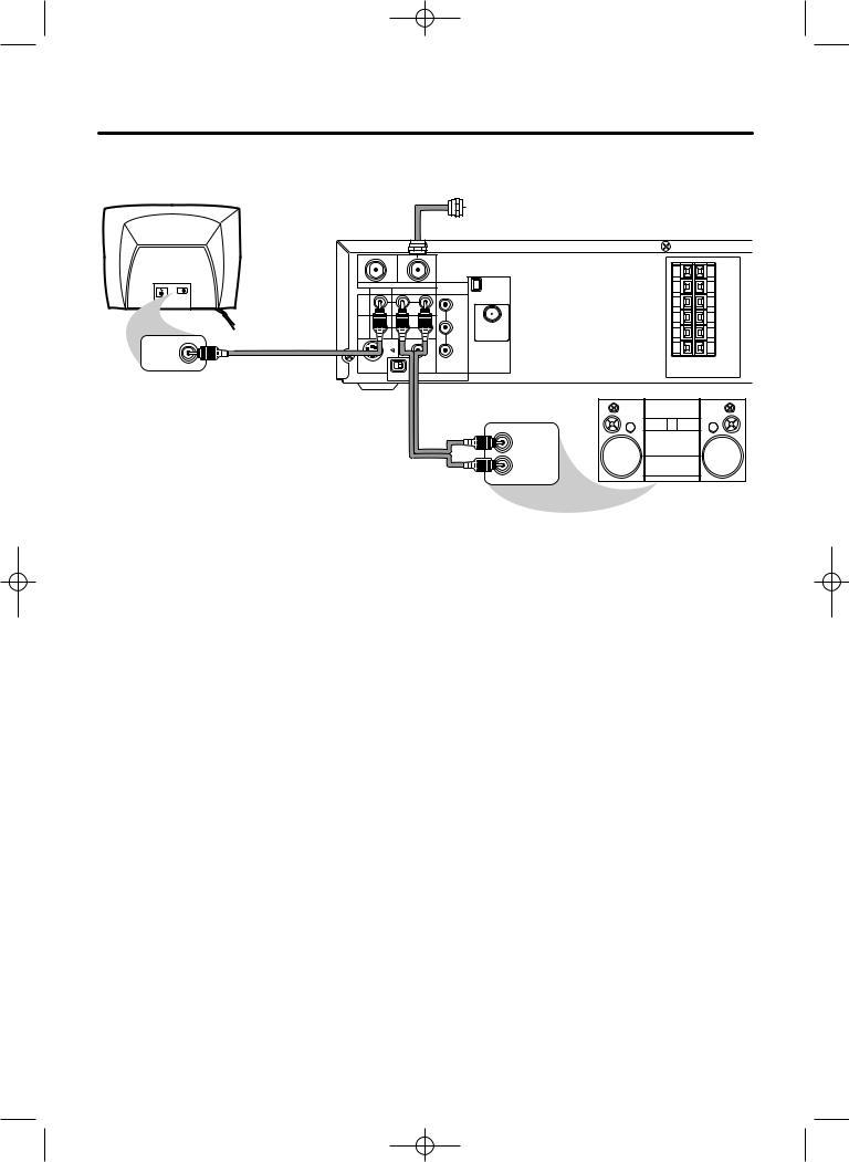 Magnavox MRD500VR User Manual