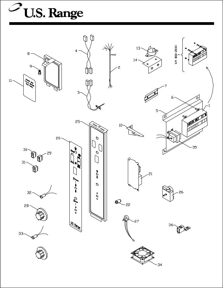 Garland SUMG-100 (GAS) User Manual