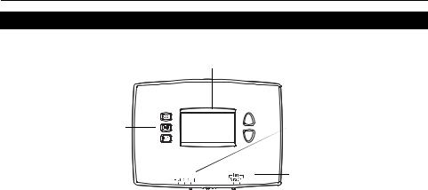 Honeywell RTH2510 User Manual