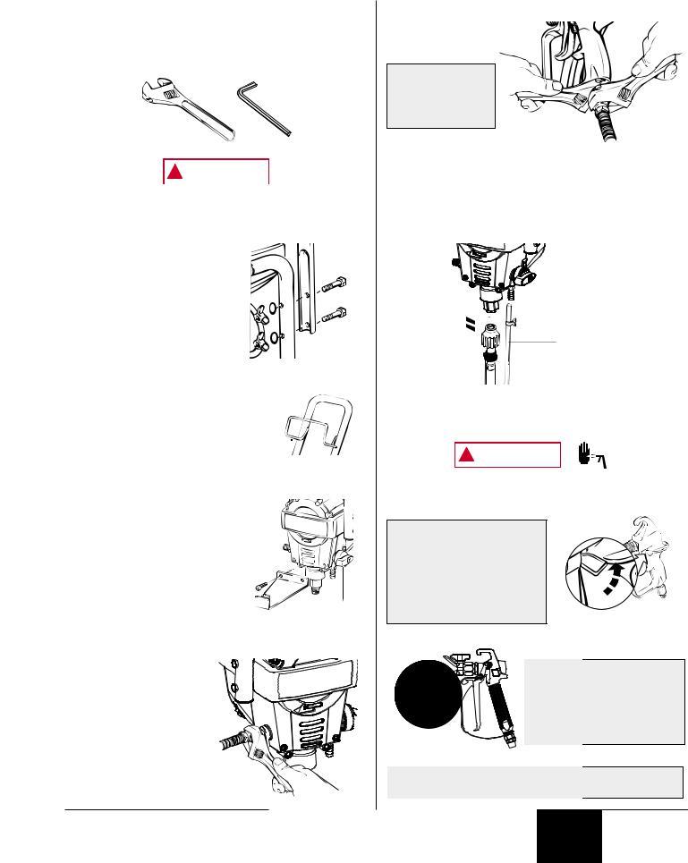 Wagner SprayTech 1420, 2120, 1620, 1920, 1720 User Manual
