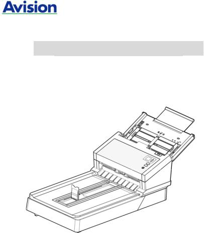 Avision AD250F User Manual