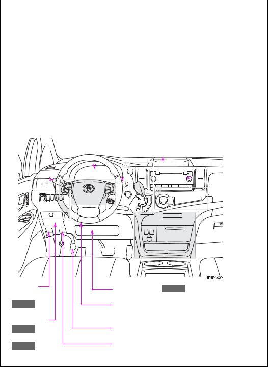 Toyota Sienna 2011 Owner's Manual