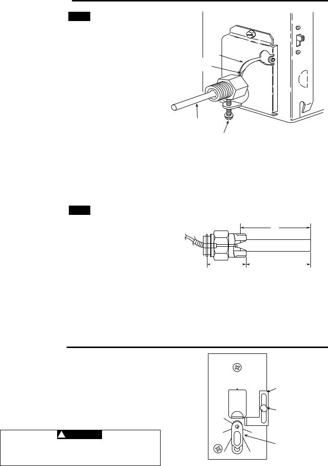 White Rodgers 8J48A User Manual
