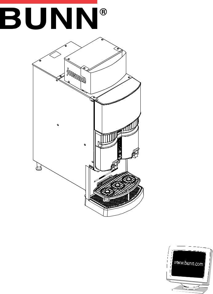 Bunn LCC-2, LCA-2A, LCA-2 PC User Manual