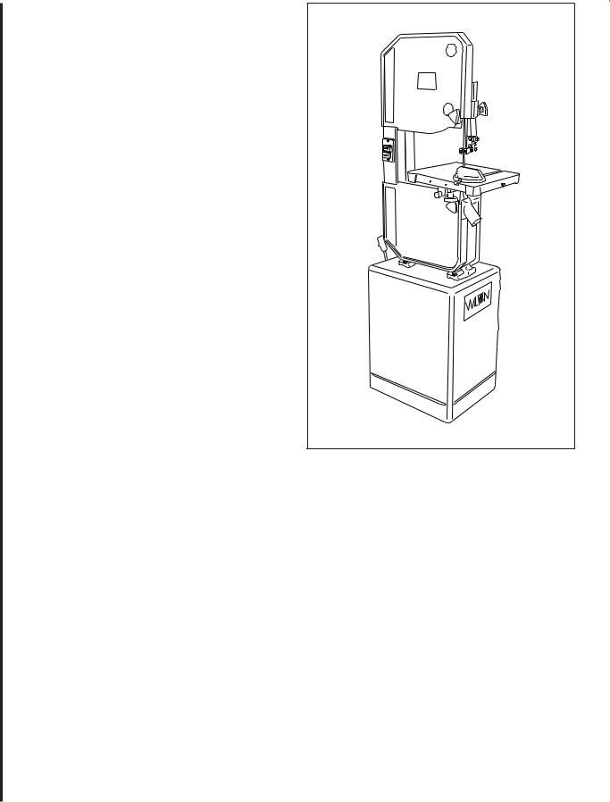 Wilton 8203VS, 8203, 8201VS, 8201 User Manual