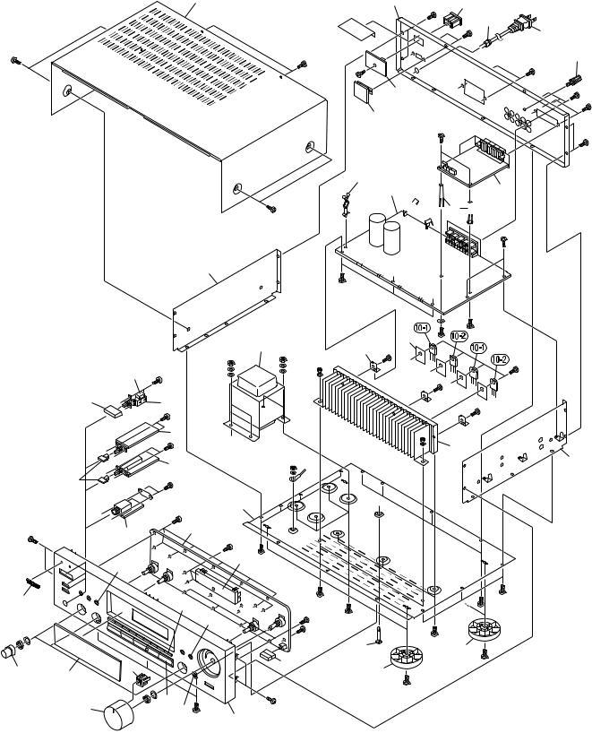 Teac AG-370 Service Manual
