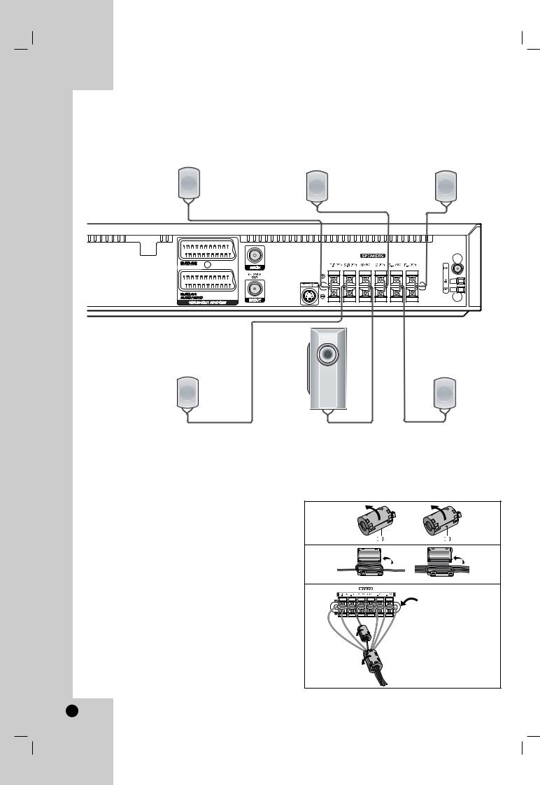 LG LH-CX245 User Manual