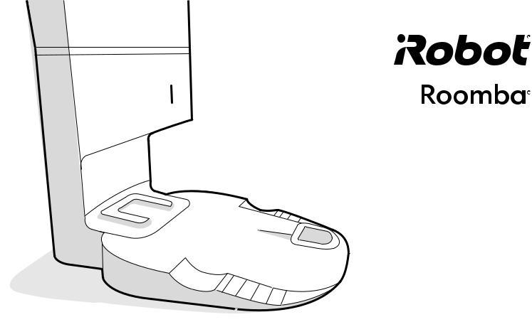 Irobot Roomba Clean Base User Manual