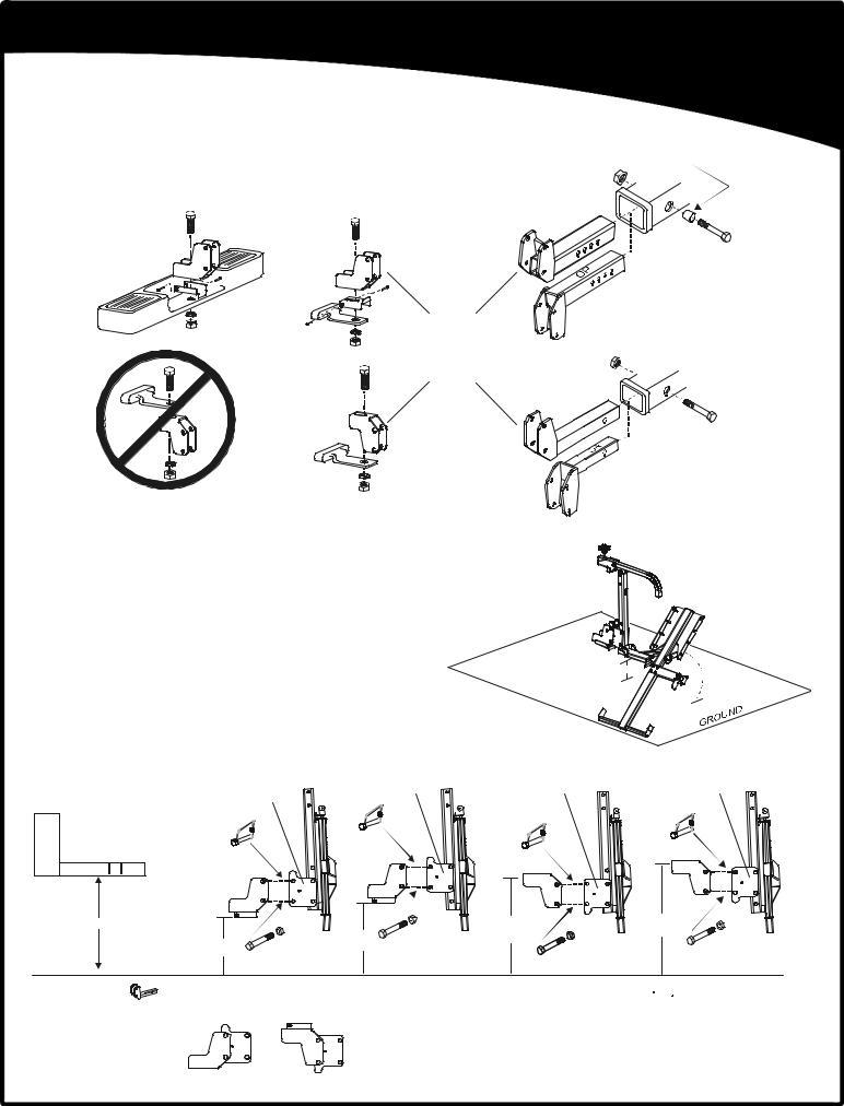 Harmar Mobility AL003 User Manual