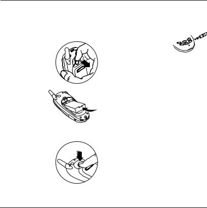 Kyocera KX440 User Manual