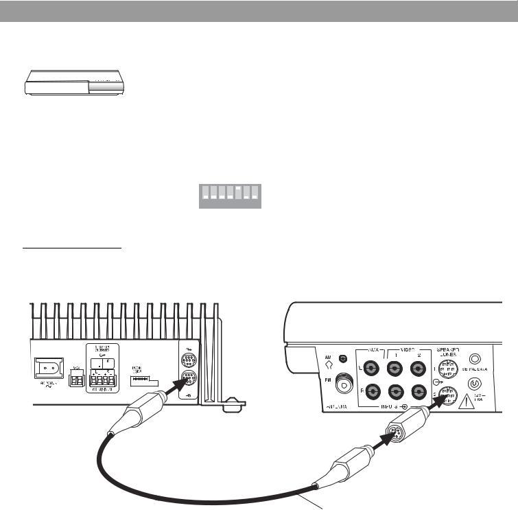 Bose Lifestyle SA-3, SA-2 User Manual