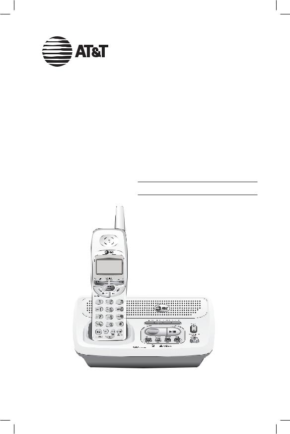 AT&T E2126 User Manual