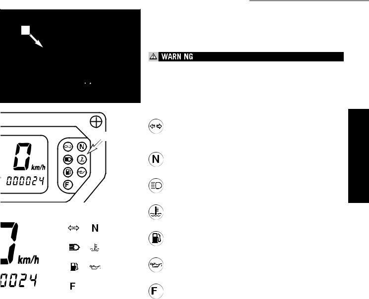 KTM ENDURO 640 LC4 User Manual