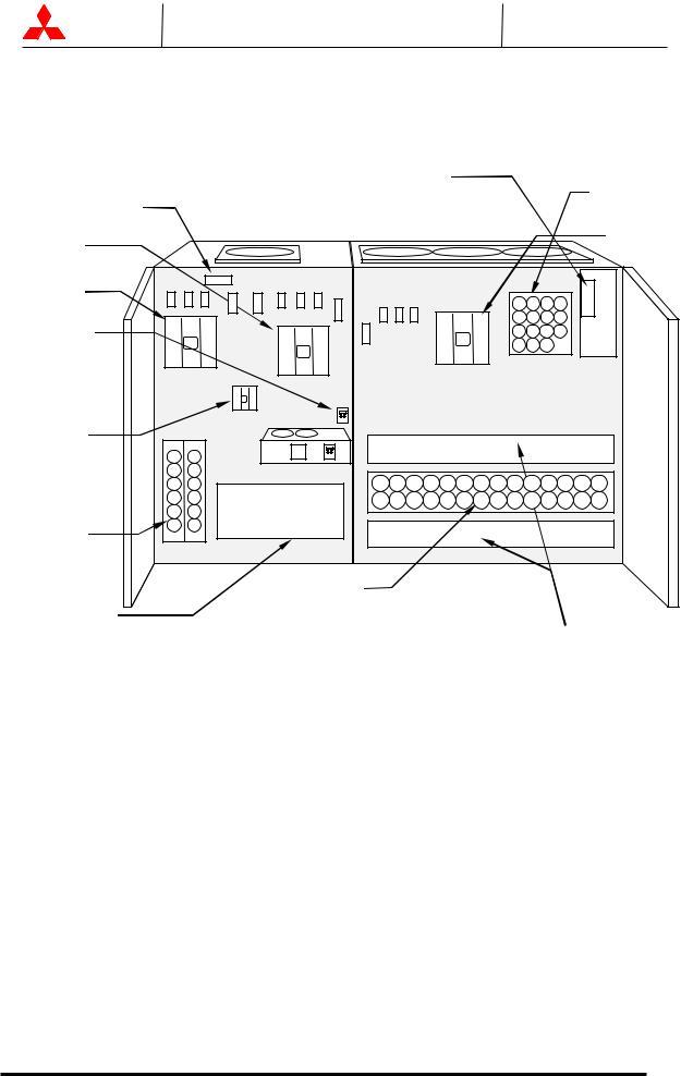 Mitsubishi Electronics 9800A SERIES, 9800A SERIES UPS User