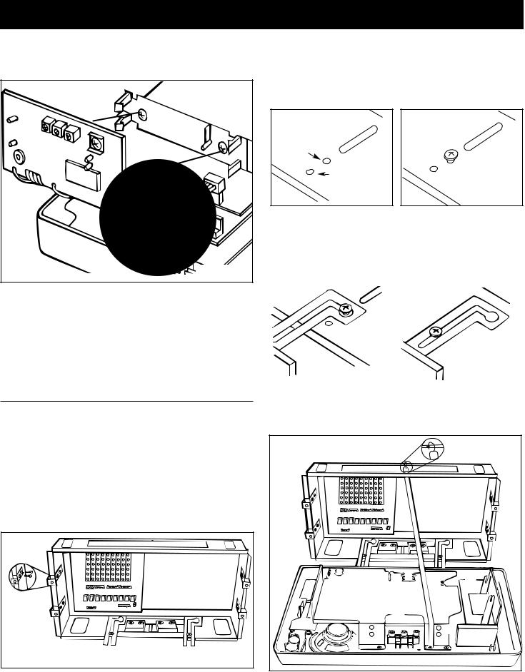 NuTone IMA4406 User Manual