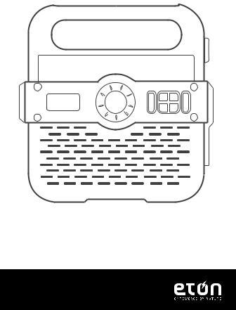 Eton FR370 User Manual